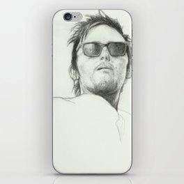 Norman Reedus iPhone Skin