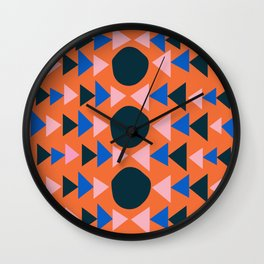 Right Now Wall Clock