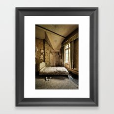 Sleep Well… Framed Art Print