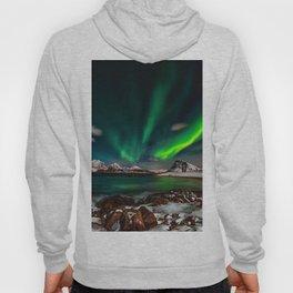 Aurora Borealis - Northern Lights - Twilight Hoody