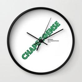 #ChapecoenseReal Wall Clock