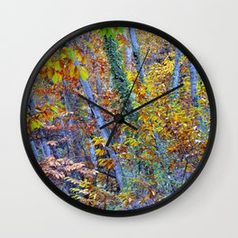 """Rainforest"" Wall Clock"