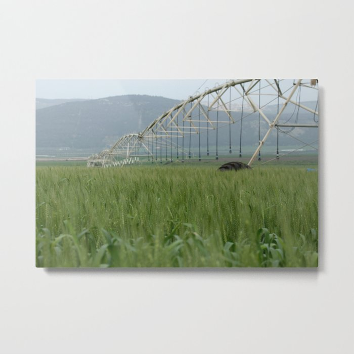 Irrigatozaurus Metal Print