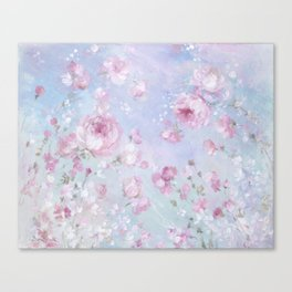Meadow in Bloom Canvas Print