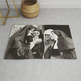 The Great Nuns Rug