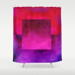 Scare Composition IX Shower Curtain
