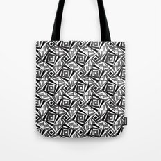 Black & White 4 Tote Bag