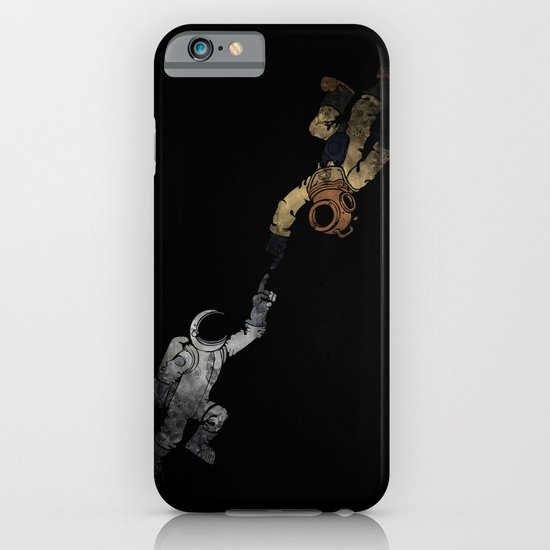 In to the Deep iPhone & iPod Case