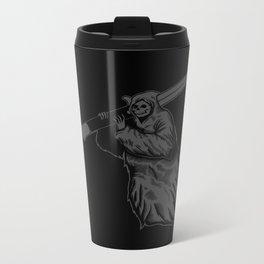 Grim Metal Travel Mug