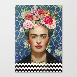 Forever Frida Canvas Print