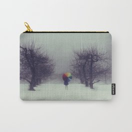 Trapped in Wonderland Carry-All Pouch