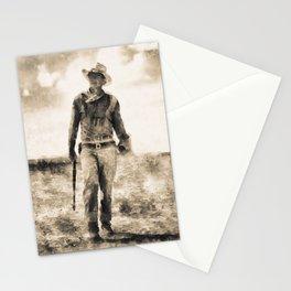 John Wayne Stationery Cards