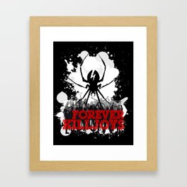 Forever Killjoys Framed Art Print