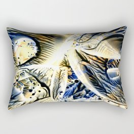 Windows on Worlds Rectangular Pillow