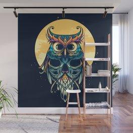 Nightwatcher Wall Mural