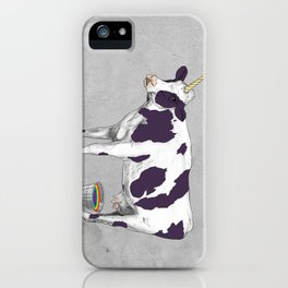 UNICOWRN iPhone Case