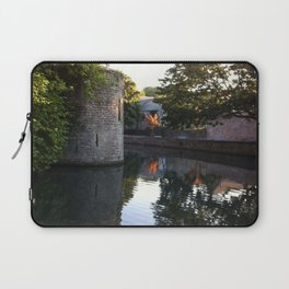 Autumn's Flame Laptop Sleeve