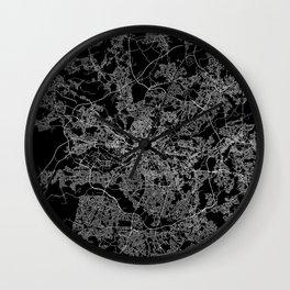 Manchester  Wall Clock