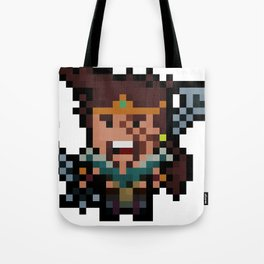 The League of Draven Tote Bag