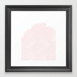 Seep Framed Art Print