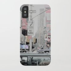 NEW YORK 2 Slim Case iPhone X