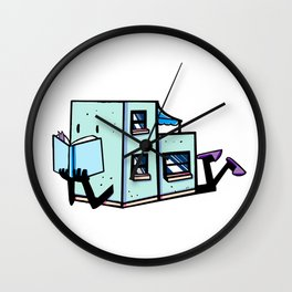 Home Body: Tuttle Wall Clock