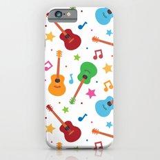 Guitars and Stars iPhone 6s Slim Case