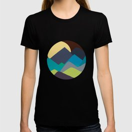 Out of Woods - In the Clear Yet? - Or Into the Woods? - 57 Montgomery Ave T-shirt