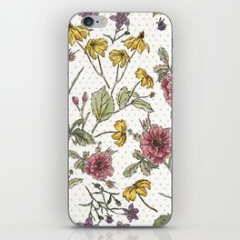Primavera tardía iPhone Skin