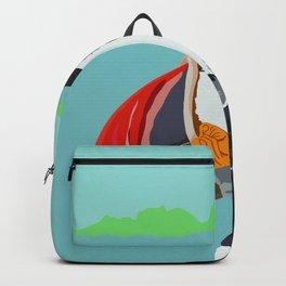 Lundefugl / Puffin Backpack