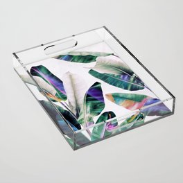 tropical #1 Acrylic Tray