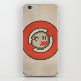 Ghostbuster 16-bit iPhone Skin