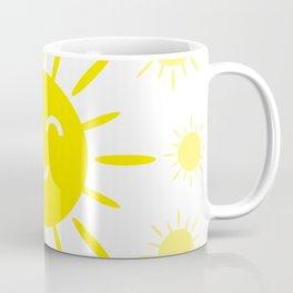 Summer mood. The sun is shining Coffee Mug