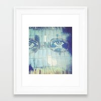 gatsby Framed Art Prints featuring Gatsby by Kayleigh Kirkpatrick