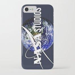 Nasa Studios Revisted iPhone Case
