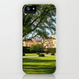 Park and Lednice iPhone Case
