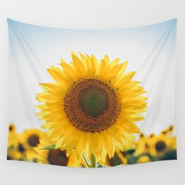 Sunflower´s Season (V) Wall Tapestry