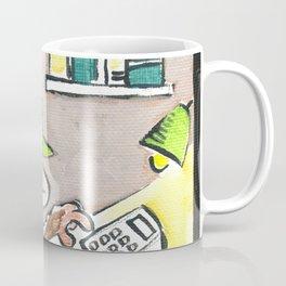 Accountant Ape Coffee Mug