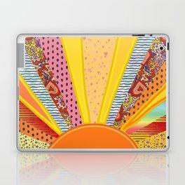 Sun Patterns Laptop & iPad Skin