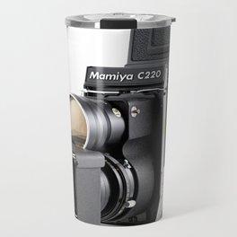 Mamiya C220f Medium format TLR film Camera Travel Mug