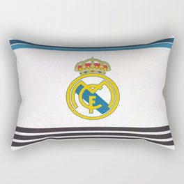 Real Madrid Club Rectangular Pillow