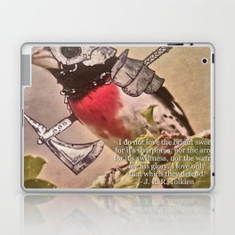 Birds In Armor 7 Laptop & iPad Skin