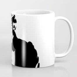 Black and White Uncle Trump Needs You Coffee Mug