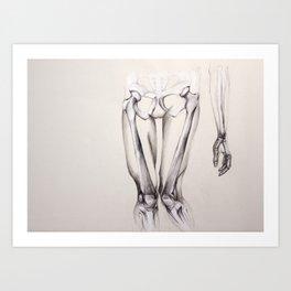 Disappearing Series pt 5 Art Print
