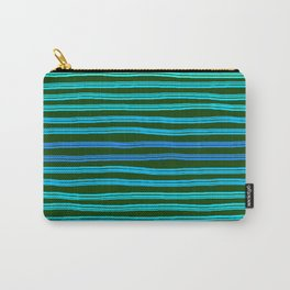 Forget Monday Blues with stripes! Carry-All Pouch