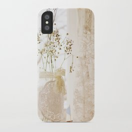 flower and dresses III iPhone Case