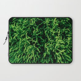 Botanical Gardens - Evergreen #939 Laptop Sleeve