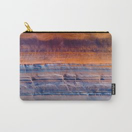 Layers beneath sand Carry-All Pouch