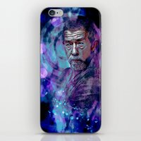 doctor iPhone & iPod Skins featuring Doctor ? by Sirenphotos