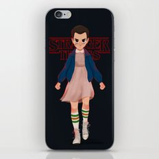 Eleven, Stranger Things iPhone & iPod Skin